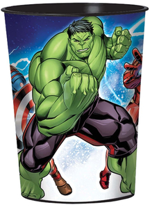 Avengers Favor Cup 16 Oz 1 Ct