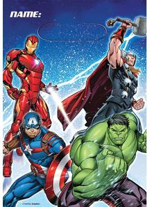 Avengers Loot Bag 8 Pack