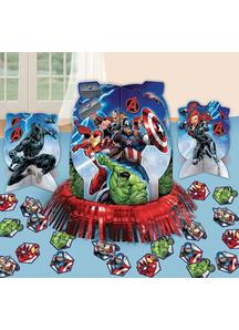 Avengers Table Dcor