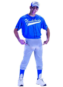 Baseball Nuts Adult Costume