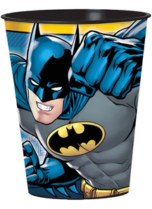 Batman Favor Cup 16 Oz 1 Ct