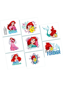 Disney Ariel Tattoos