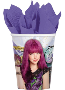 Disney Descendants 2 Cups
