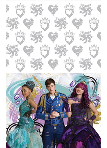 Disney Descendants 2 Table