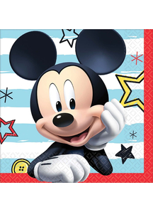 Disney Mickey Bev Napkins