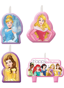 Disney Princess Candle Set