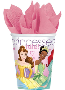 Disney Princess Cups 9Oz