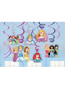 Disney Princess Foil Dcor