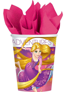 Disney Rapunzel Cups 9Oz