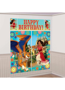 Elena Of Avalor Wall Kit