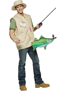 Fisherman Adult Costume