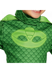 Deluxe Pj Masks Gekko Costume Toddler