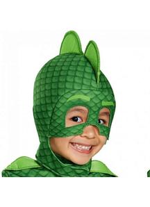 Deluxe Pj Masks Gekko Halloween Costume