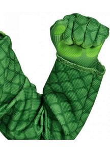 Gekko Deluxe Costume For Children From Pj Masks - USA