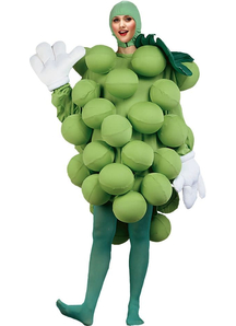 Grapes Adult Costume