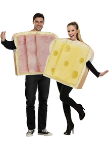 Hamm And Swiss Couple Costume