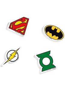 Justice League Erasers