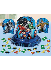 Justice League Table Dcor