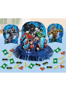 Justice League Table Dcor
