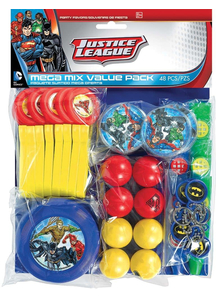 Justice League Value Pak