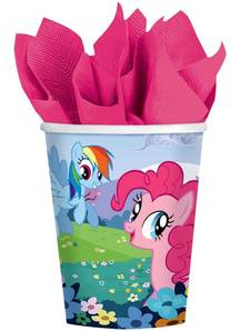 My Little Pony Cups 9Oz