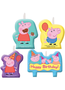 Peppa Pig Table Dcor Kit