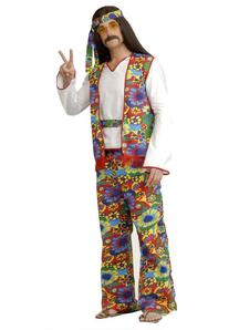 Piece Man Adult Costume