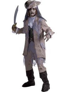 Pirate Halloween Adult Costume