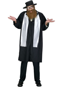 Rabbi Adult Costume
