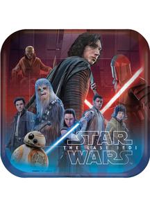 Star Wars E7 Square Plate