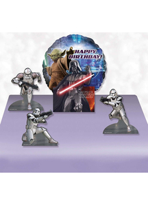 Star Wars Table Dcor