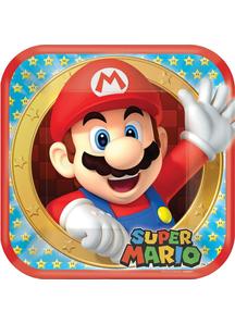 Super Mario Square Plate 9
