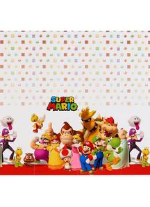 Super Mario Table Cover