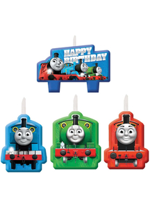 Thomas Tank Candle Set