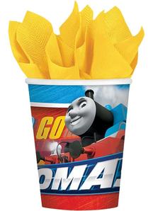 Thomas Tank Cups 9Oz 8 Pack