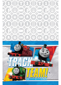 Thomas Tank Table Cover