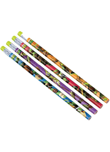 Tmnt Pencil Favors