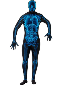 X-Ray Skin Suit Adult