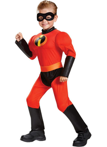 Incredibles Dash Muscle Toddler Costume