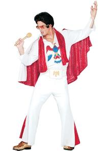 Adult Elvis Presley Costume