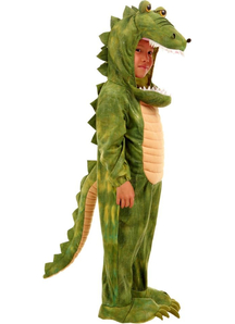 Aligator Infant Costume