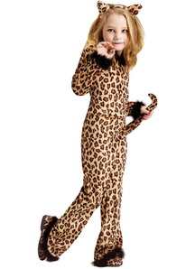 Amazing Leopard Toddler Costume