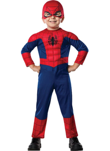 Amazing Spiderman Toddler Costume