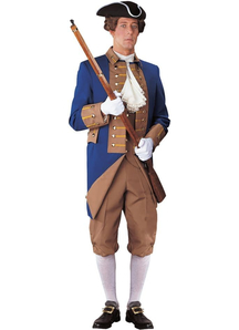 American Officer Adult Costume