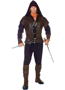 Asassin Adult Plus Size Costume