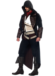 Assassins Creed Arno Adult Costume