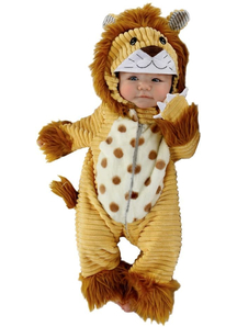 Baby Lion Infant Costume