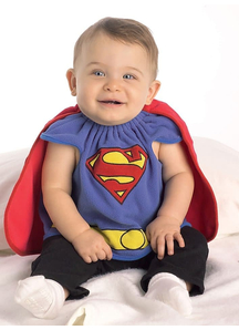 Baby Superman Infant Costume