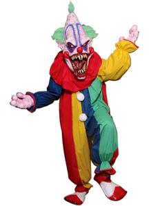 Bad Clown Adult Costume