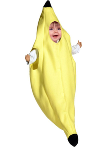 Banana Infant Costume
